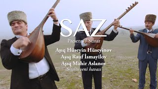 TheSAZ Collection - Azerbaijani SAZ - Shahseveni havası