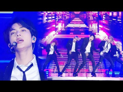 BTS 'MIC Drop' @ 2017 Gayo Daejeon, 2nd Part 20171225