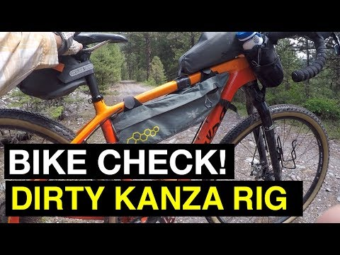 Dirty Kanza Bike Check! #Couch2Kanza