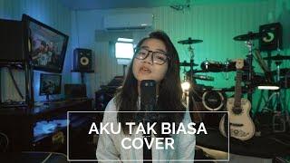 Download AKU TAK BIASA - ALDA (COVER) By Faline Andih