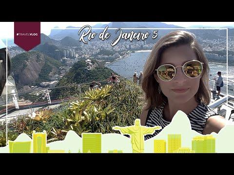 Rio de Janeiro em 15 minutos!! | Rio de Janeiro | vlog 5