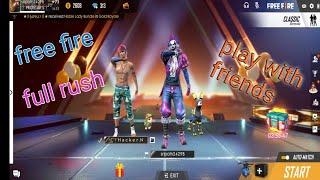 free fire live gameplay in telugu