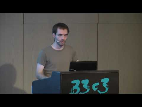 SpinalHDL : An alternative hardware description language (33c3) - deutsche Übersetzung