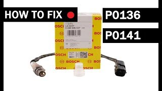 P0136 P0141 Mitsubishi датчик кислорода от ВАЗ Приора BOSCH 0 258 006 537