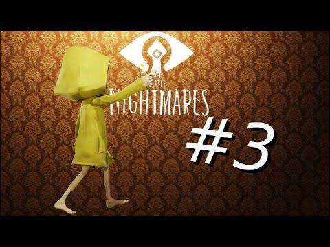 Immer Angst um die kleine Six // Let's Play Little Nightmares Part 3