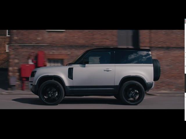 Land Rover Defender MY21
