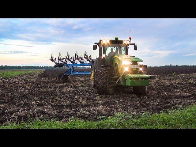 John Deere 8270R + Rabe | Őszi szántás | Autumn Plowing | Pflügen