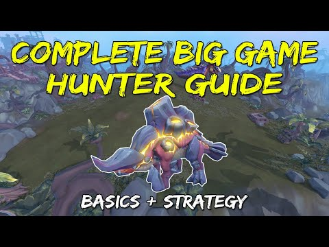 Complete Big Game Hunter Guide [Runescape 3]