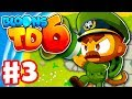 Striker Jones, Artillery Commander! - Bloons TD 6 - Gameplay Walkthrough Part 3