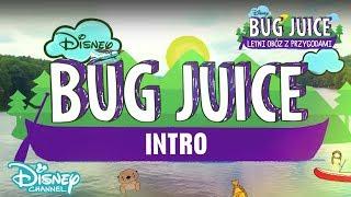 Intro | Bug Juice: letni obóz z przygodami | Disney Channel Polska
