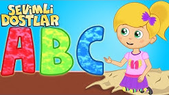 ABC Alfabe Şarkısı - ABC song Türkçe - Sevimli Dostlar - Kids Songs Nursery Rhymes