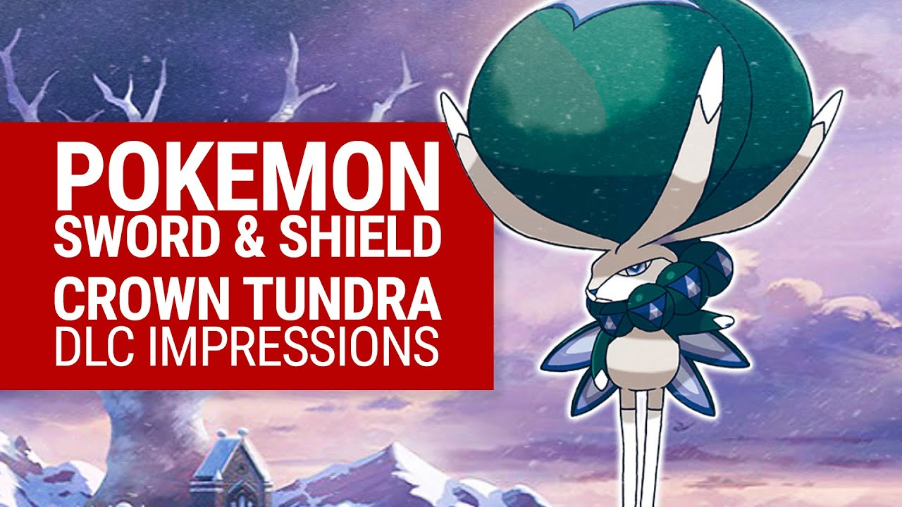 Pokemon Sword & Shield: The Crown Tundra DLC preview - VG247.com