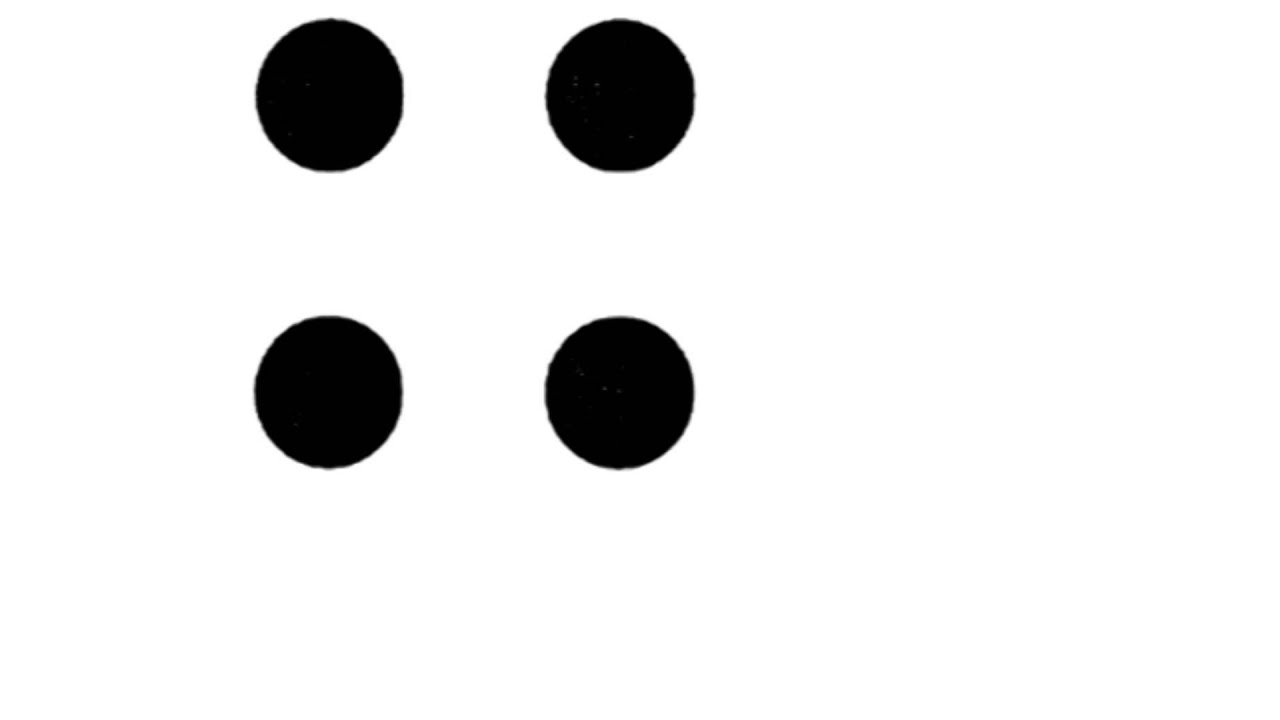 How To Connect 4 Dots With 3 Straight Lines