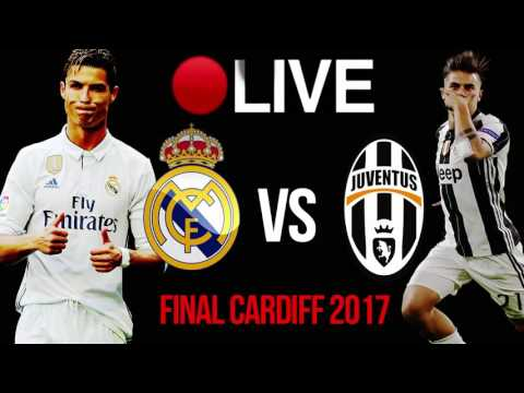 Real Madrid Vs Juventus Final Cardiff 2017 Free Live Streaming HD