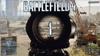 LP Battlefield 4  1# Mit viel bum bum und sterben geschaft !!!