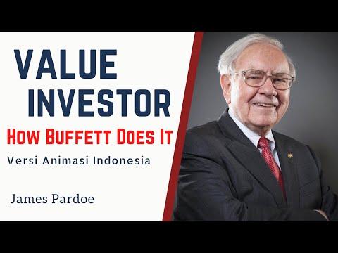 Strategi Investasi Nilai Warren Buffett   How Buffett Does It