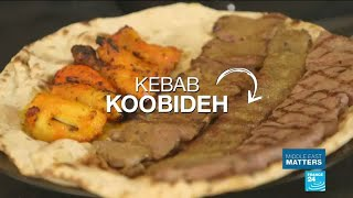 "The kebab: ""not just a dish but a massive part of Iranian culture"""