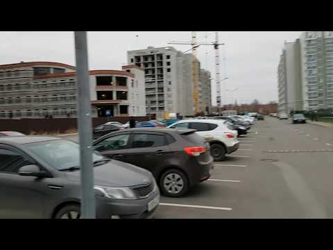 ЖК Весна 3 ком.кв. 80.70 кв.м. Казань