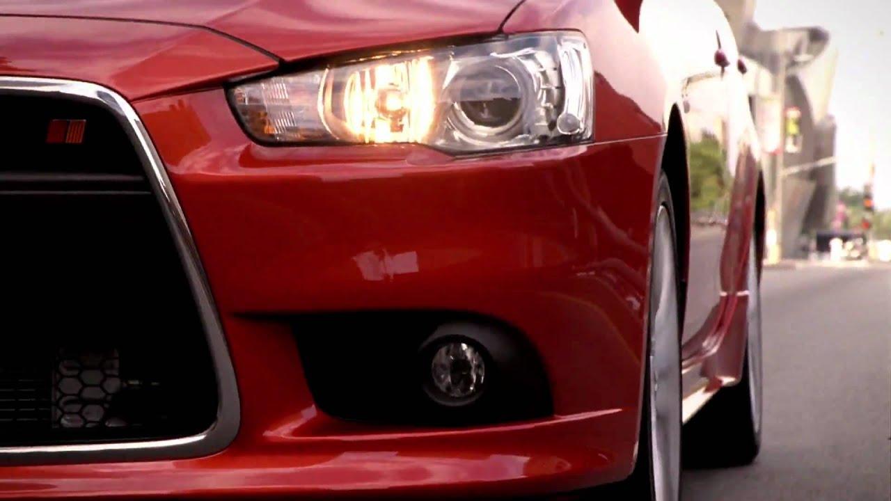 HD I Mitsubishi Lancer