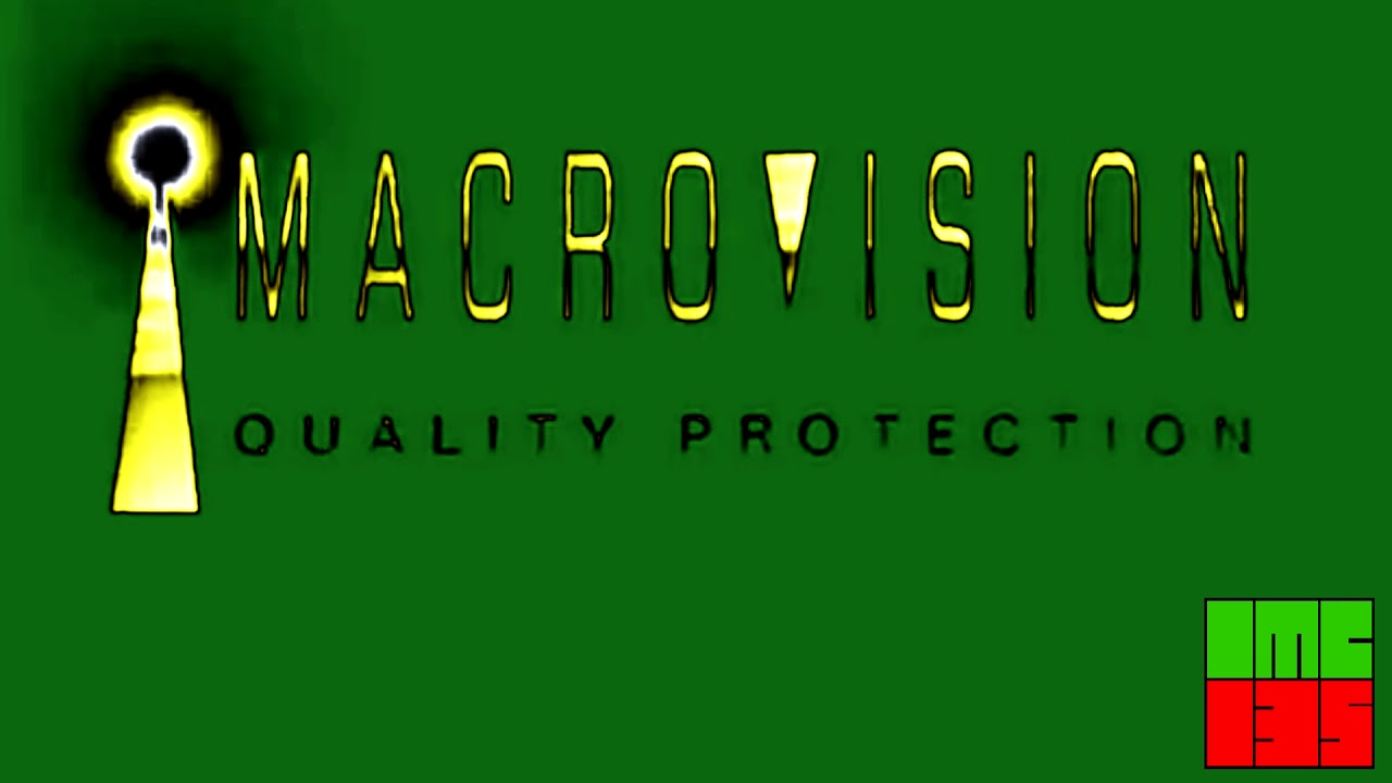 Cp Macrovision Quality Protection 1997 In Avocadogreenflangedsawchorded Youtube