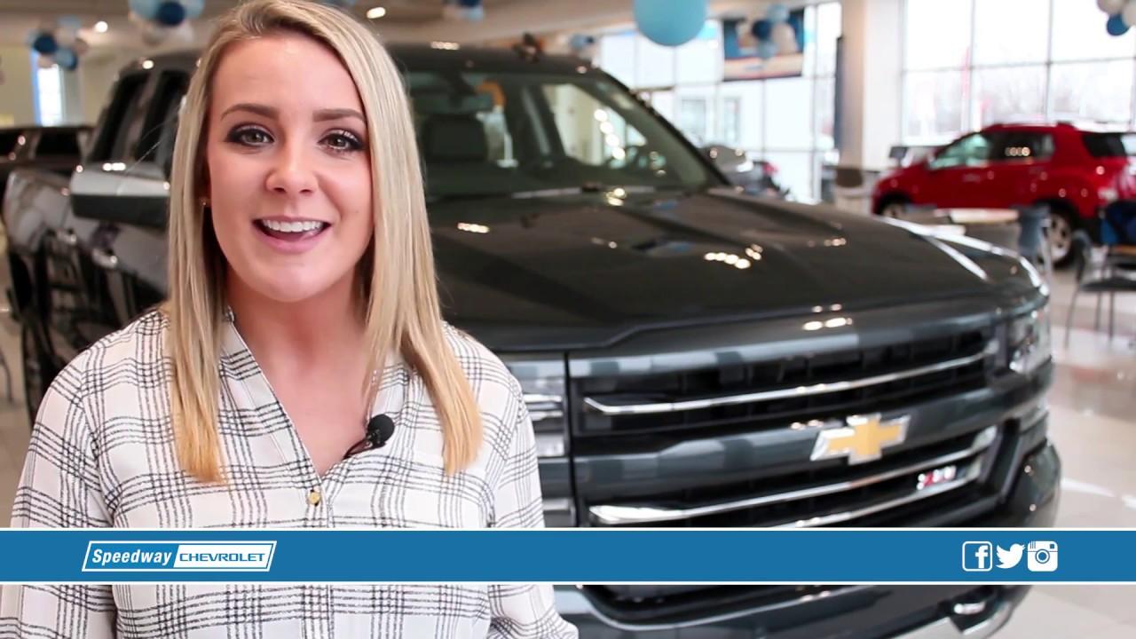 2017 Chevrolet Silverado 1500 Walkaround | Andy Mohr Speedway Chevrolet |  Indianapolis, Indiana