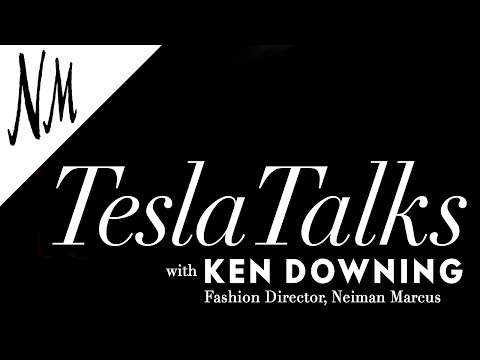 New York Fashion Week 2016: Wes Gordon | Tesla Talks With NM