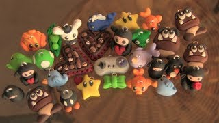 Polymer Clay Charms ♥