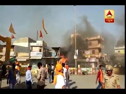 Rajasthan: 6 vehicles vandalised as communal riots break out in Pali