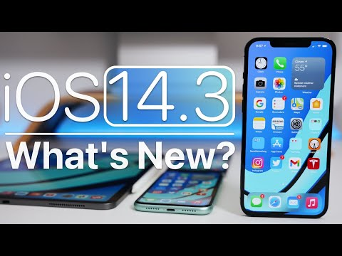 iOS 14.3 is Out! – What's New?