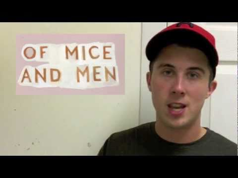John Steinbeck -- Of Mice and Men: Book Review