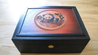 [hd] Exclusive Wooden Coin Case - Custom Made