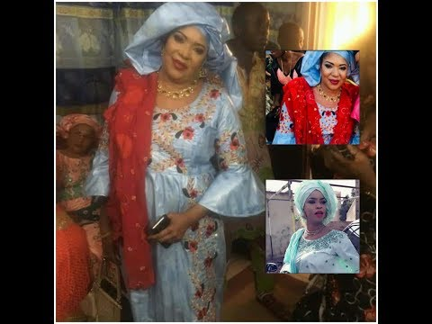 Faty Niamey mariage de la fille de Nafi Diabate