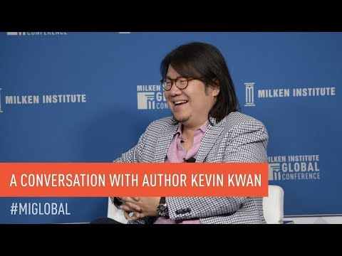 """A Conversation With """"Crazy Rich Asians"""" Author Kevin Kwan"""