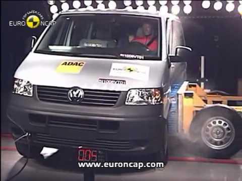 Краш тест фольксваген транспортер 1 купить транспортер в архангельской области