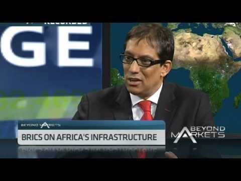 BRICS strategy on Africa's infrastructure