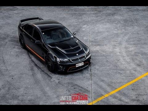 HSV Murph Edition 417kw | MNSTRR | Staunch Stance