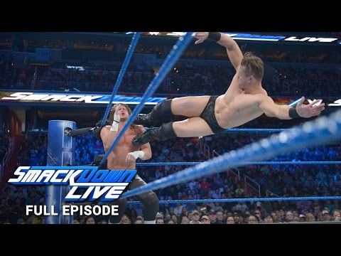 WWE SmackDown LIVE Full Episode, 13 December 2016