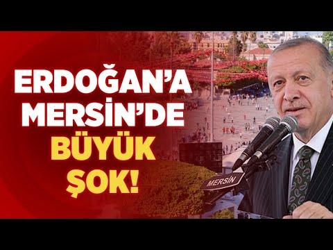 Erdoğan'a Mersinlilerden Manidar Cevap! Boş Bıraktılar! | Hafta Sonu Haber