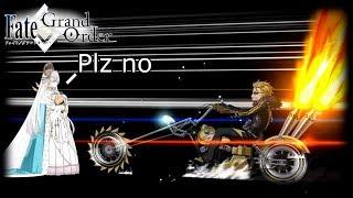 Rider Kintoki Solos Anastasia(2) Master Battle [FGO]