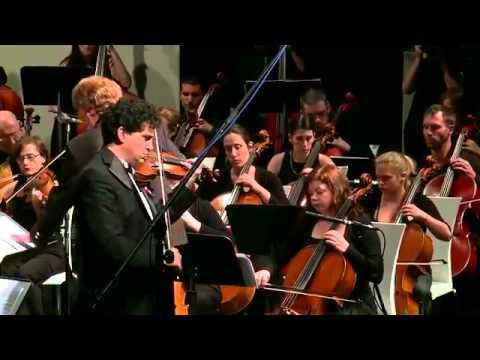Adrian Justus -  Violin Concerto Op  35 (Tchaikovsky)
