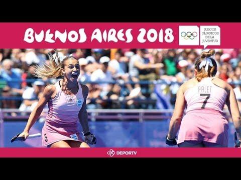 #BuenosAires2018 - VIVO - Día 7 - Competencias del sábado 13/10