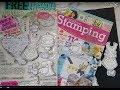 UK Craft MAGAZINES -Creative Stamping Issue 45
