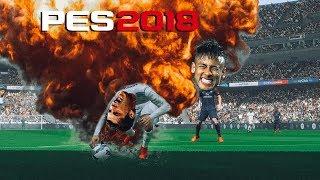 Piscinazos en PES 2018 - ¿El mayor reto en un videojuego?