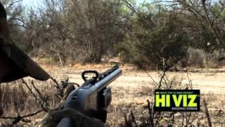 HIVIZ TriViz Front 7 Rear Shotgun Sight System