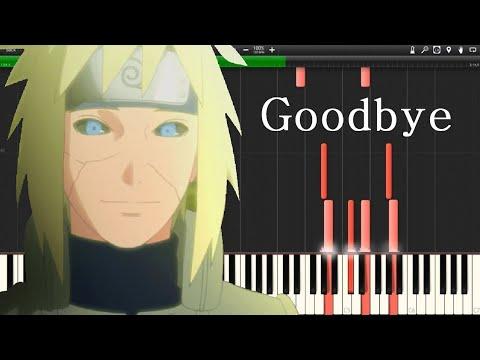 Naruto Shippūden OST 3 - Goodbye (Synthesia)