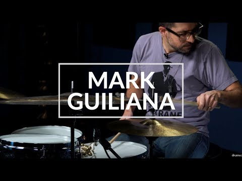 Mark Guiliana Drum Solo at Drumeo With Music  Alastair Taylor