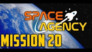 Space Agency Mission 20 Gold Award