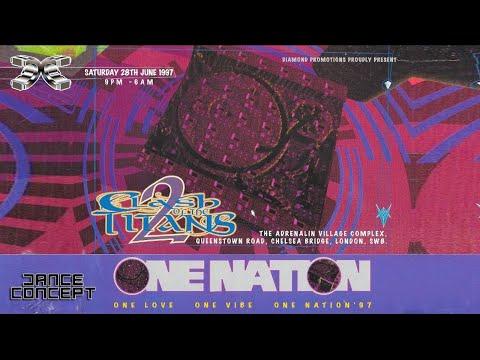 Brockie With Stevie Hyper D + Skibadee One Nation 97
