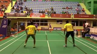 Bangladesh International Challenge Badminton- Day 2 Highlights  (sports life tv)