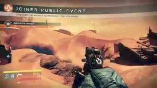 Destiny - Defend the Warsat (Mars public event)